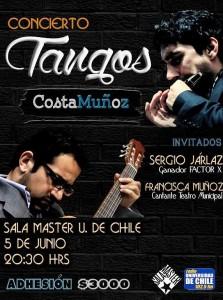 TANGO COSTA MUÑOZ + GUITARRISTA