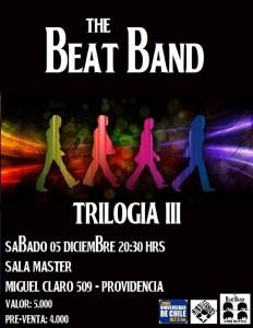 BEAT BAND @ Sala Máster  | Providencia | Región Metropolitana | Chile