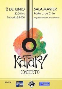 KATARY @ Sala Master