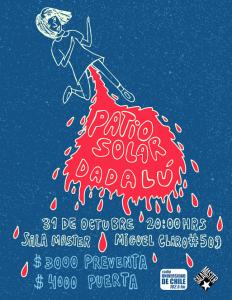 PATIO SOLAR + DADALU