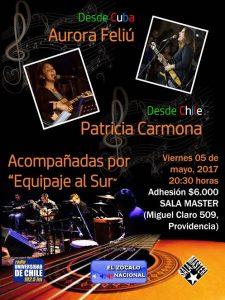 AURORA FELIU (CUBA) & PATRICIA CARMONA