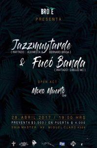 JAZZ MUY TARDE / FUCO BANDA