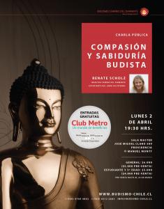 COMPASIÓN Y SABIDURÍA BUDISTA