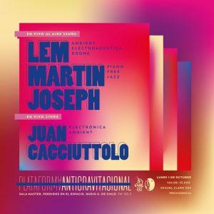 PERDIDO EN EL ESPACIO PRESENTA A: MARTIN JOSEPH