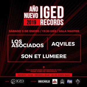 LOS ASOCIADOS / AQVILES 7 SON ET LUMIERE