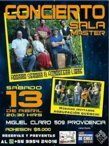 Rosario Segovia & Atmósfera Libre