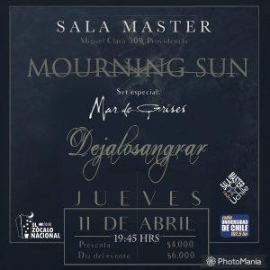 Mourning Sun