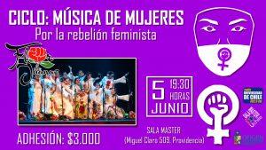 CICLO MÚSICA DE MUJERES: FLOR DE JUANAS