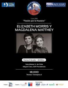 MAGDALENA MATTHEY y ELIZABETH MORRIS