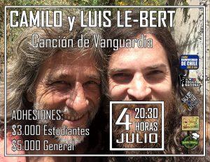 LUIS LE-BERT & CAMILO LEBERT