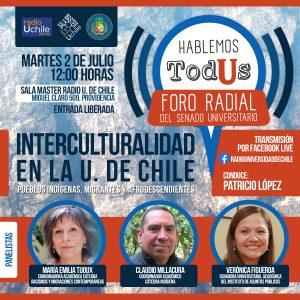 Hablemos Todus: Interculturalidad en la U. de Chile