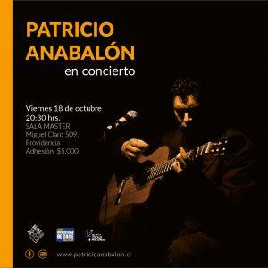 PATRICIO ANABALON