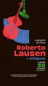 ROBERTO LAUSEN