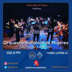 Orquesta sinfónica mujeres de Chile