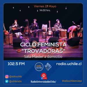 "CICLO FEMINISTA ""TROVADORAS"""